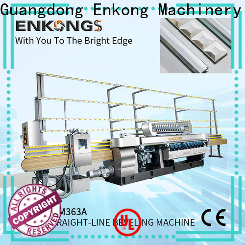 long lasting glass beveling machine xm351a series for polishing