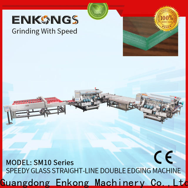 real glass double edging machine SM 26 series for household appliances