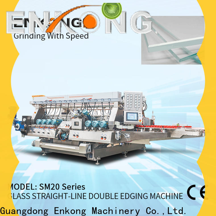real double edger machine SM 10 manufacturer for photovoltaic panel processing