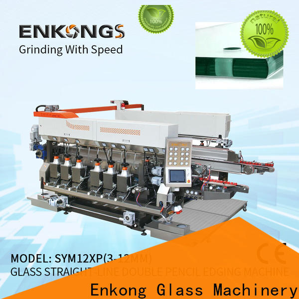 Enkong cost-effective double edger supplier for photovoltaic panel processing