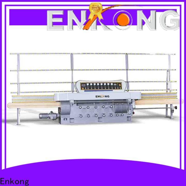 Enkong zm9 glass edge polishing supplier for polishing