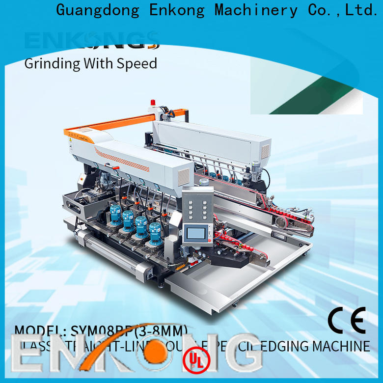 quality double edger machine SM 22 supplier for round edge processing