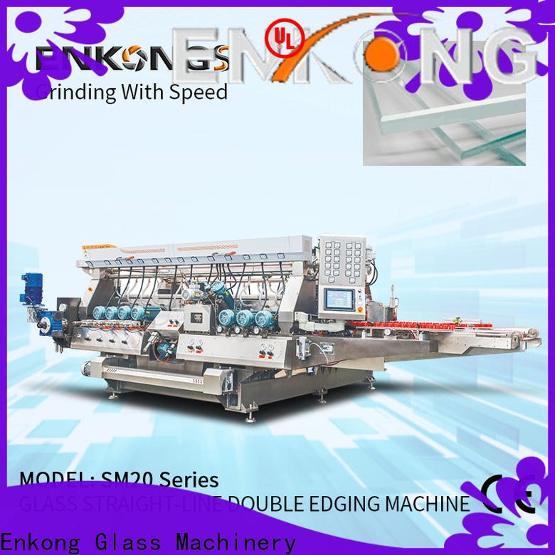 real double edger machine SYM08 series for household appliances