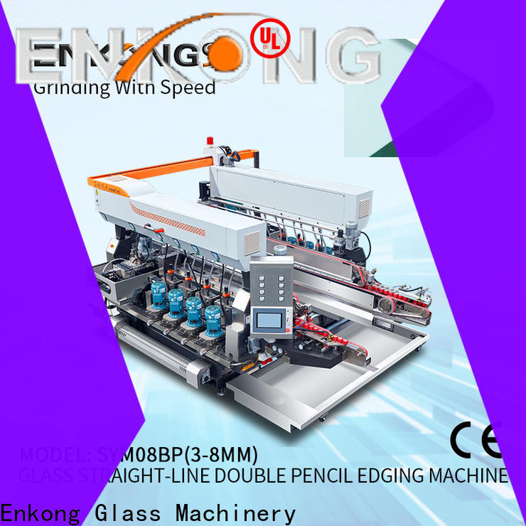 high speed double edger machine straight-line series for round edge processing