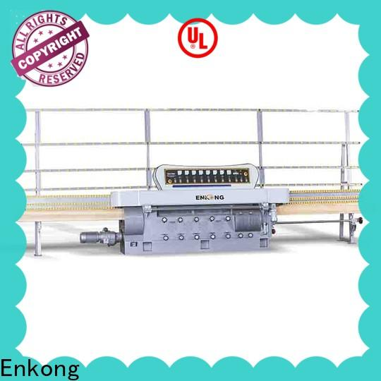 Enkong efficient glass edge grinding machine wholesale for fine grinding