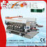 quality glass double edging machine modularise design manufacturer for household appliances