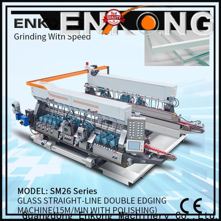 Enkong SM 20 double edger supplier for household appliances