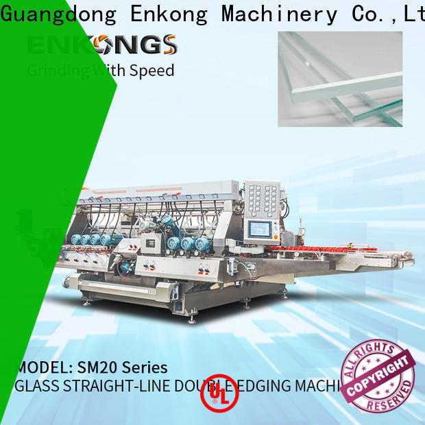 high speed double edger SM 26 factory direct supply for photovoltaic panel processing
