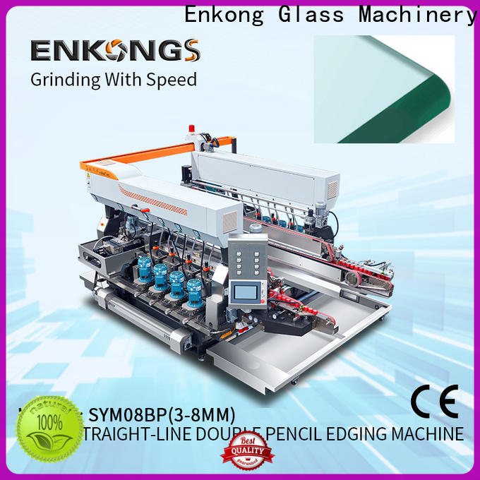cost-effective double edger machine SM 22 manufacturer for round edge processing