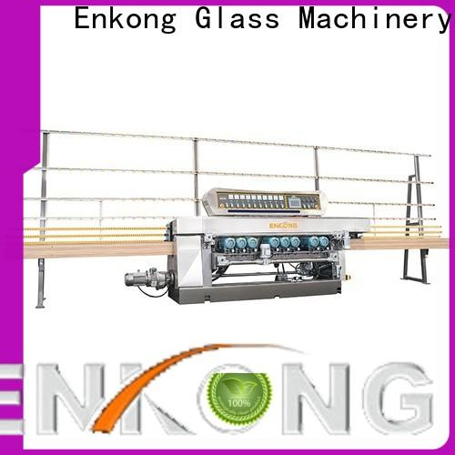 Enkong xm351 glass beveling machine for sale wholesale