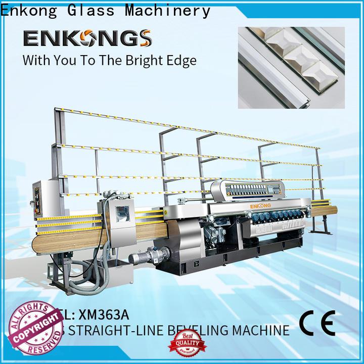 Enkong cost-effective glass beveling machine manufacturer