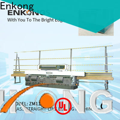 Enkong efficient glass edge polishing machine customized for polishing