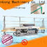 Enkong professional glass mitering machine manufacturer for polish