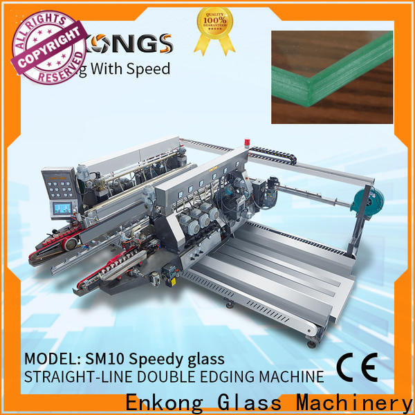 real double edger SM 10 manufacturer for photovoltaic panel processing