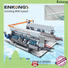 Enkong high speed glass double edging machine series for photovoltaic panel processing