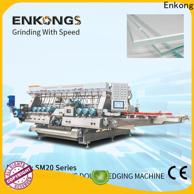 quality double edger straight-line series for round edge processing