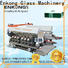 quality double edger machine SM 10 supplier for round edge processing