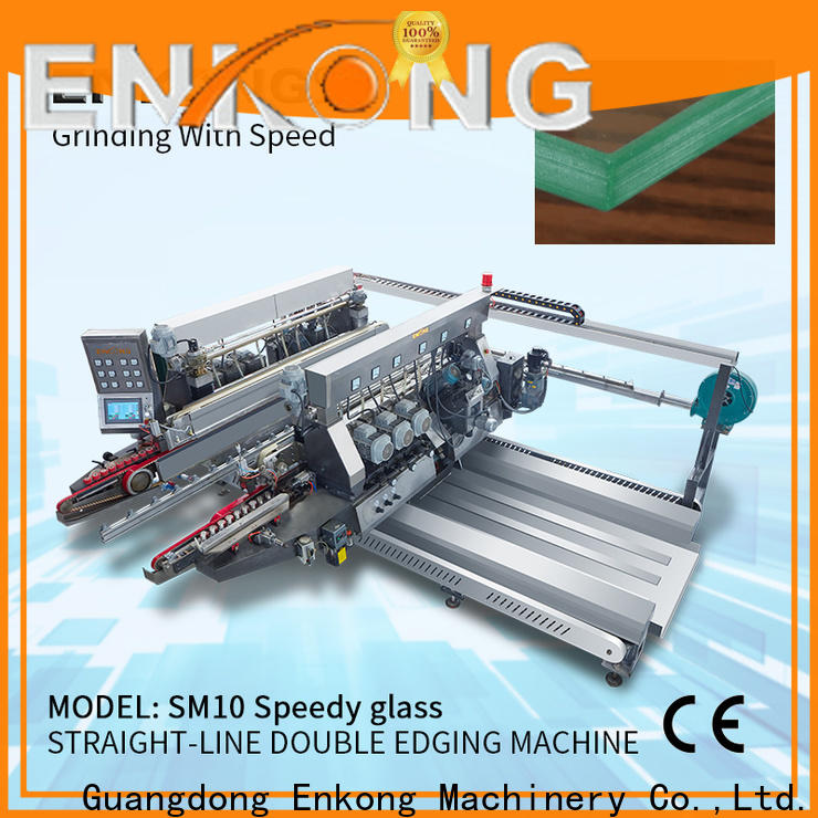 high speed double edger modularise design factory direct supply for photovoltaic panel processing