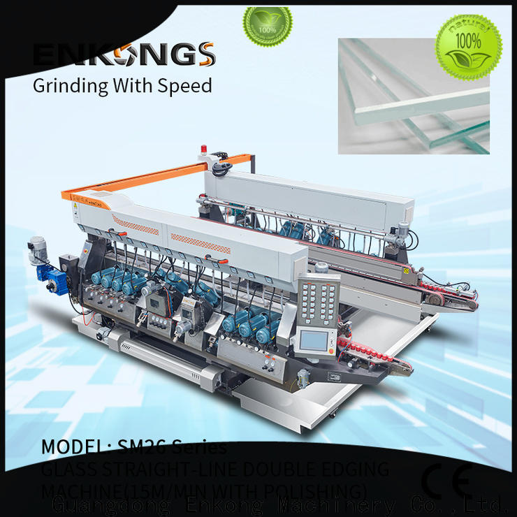 Enkong cost-effective double edger manufacturer for household appliances