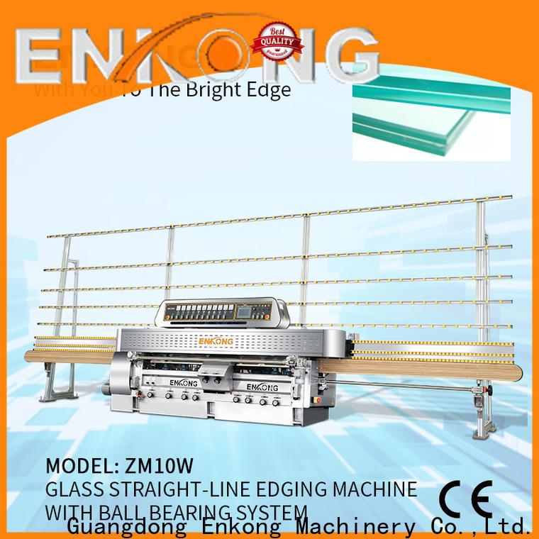 professional glass machinery zm10w series