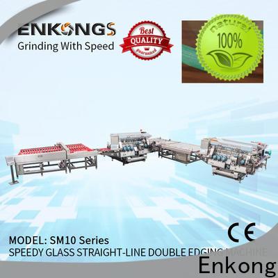 Enkong SM 12/08 double edger machine series for household appliances