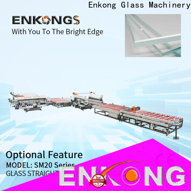 quality double edger SYM08 supplier for photovoltaic panel processing