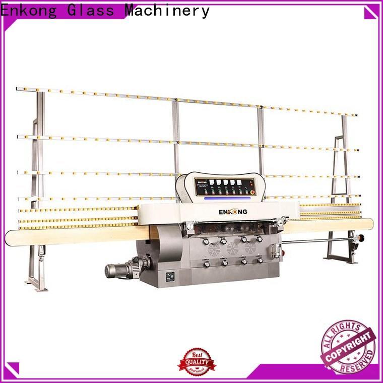 Enkong zm7y glass edge polishing machine wholesale for polishing
