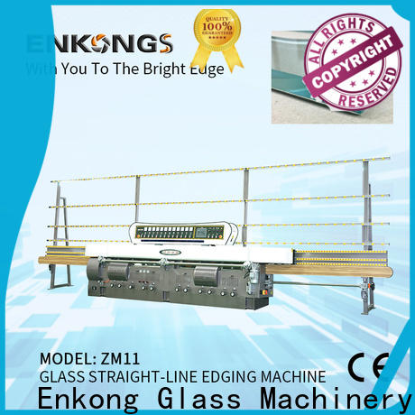 Enkong stable glass edge polishing series for polishing