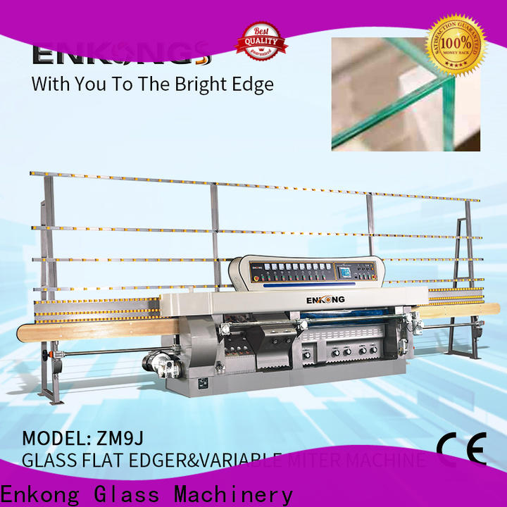 professional glass mitering machine 60 degree wholesale for polish