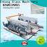 Enkong SM 20 double edger machine manufacturer for round edge processing
