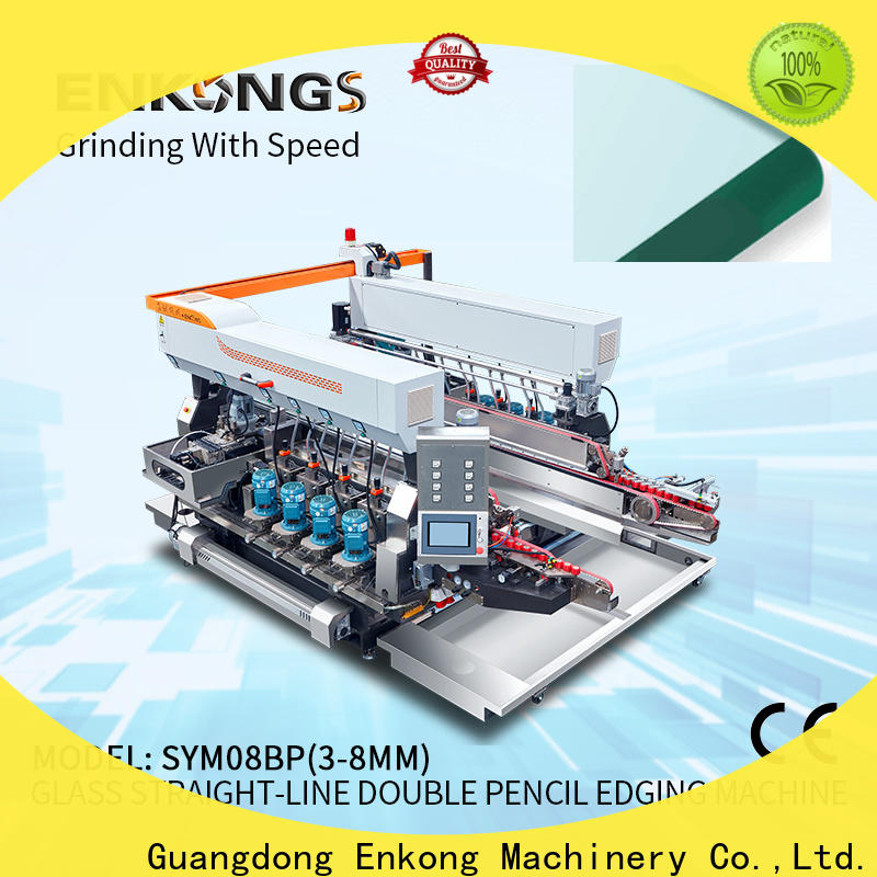 high speed double edger machine SM 22 wholesale for photovoltaic panel processing