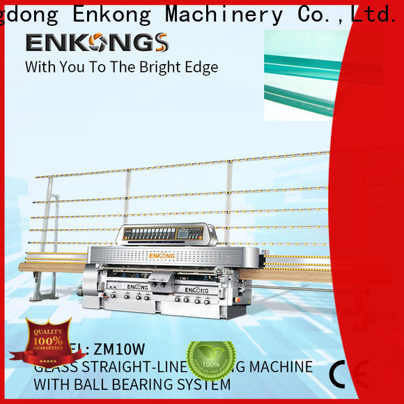 stable glass machinery zm10w wholesale for processing glass