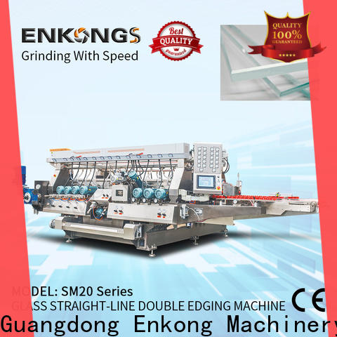 Enkong SM 20 double edger factory direct supply for household appliances