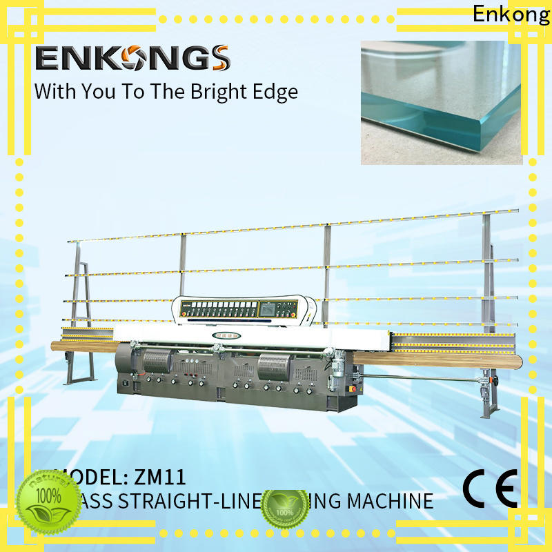 Enkong top quality glass edge polishing machine wholesale for polishing