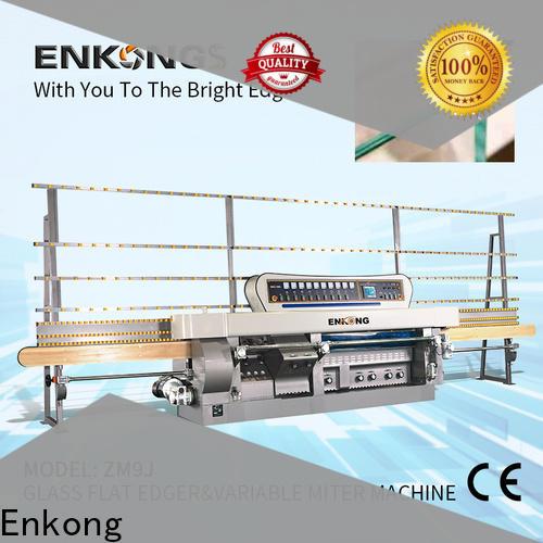 top quality glass mitering machine ZM11J manufacturer for polish