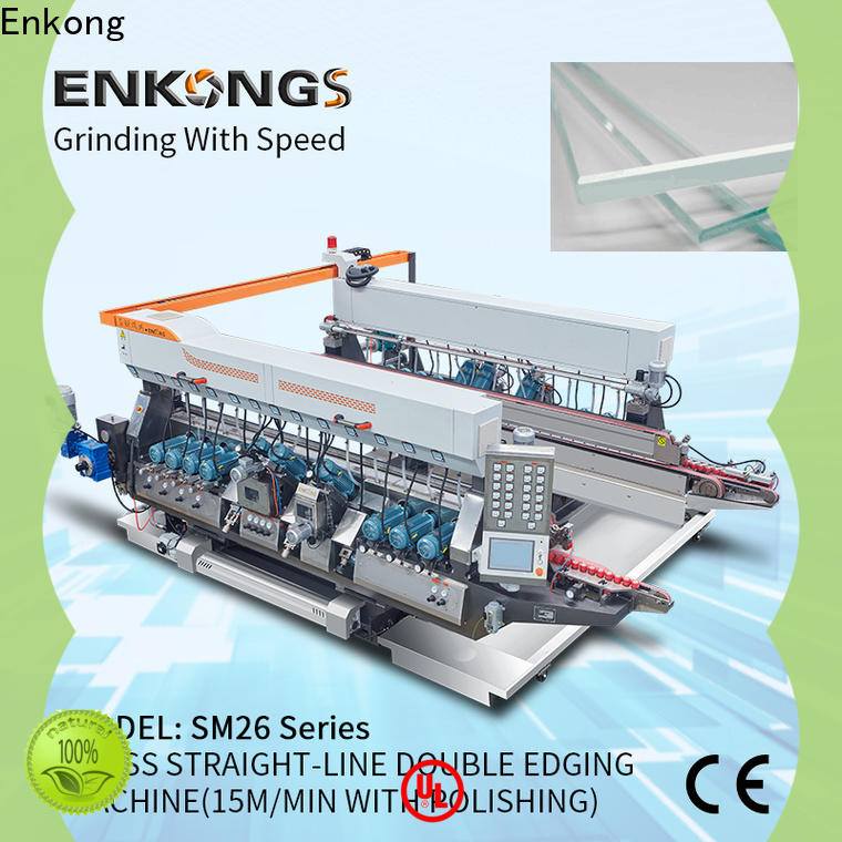 Enkong SM 12/08 double edger machine factory direct supply for household appliances