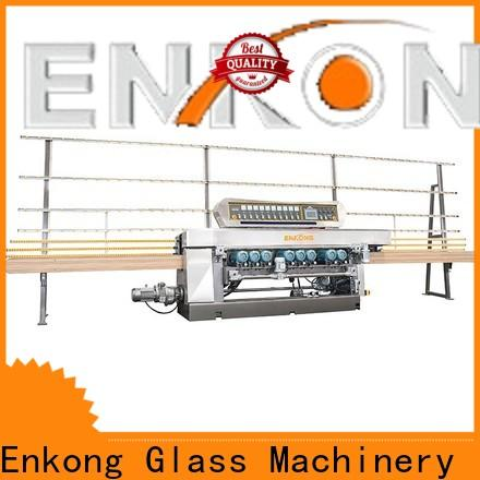 Enkong xm351 glass beveling machine for sale manufacturer for glass processing