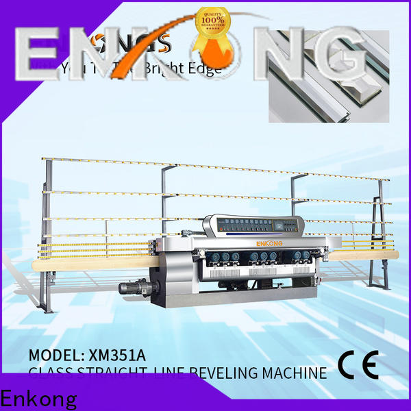 Best glass bevelling machine suppliers xm371 company for glass processing