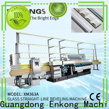 Enkong Wholesale glass bevelling machine suppliers company for polishing