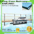 Enkong Latest glass beveling machine price supply for glass processing