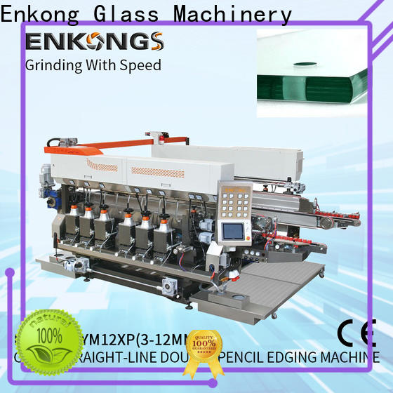 Enkong Top double edger company for round edge processing