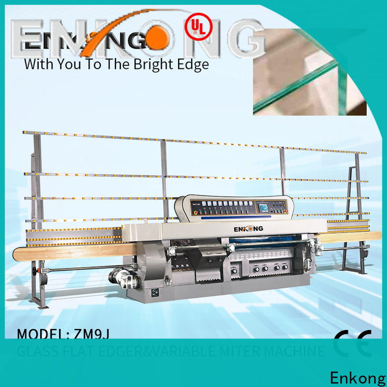 Enkong ZM9J glass machine factory suppliers for grind