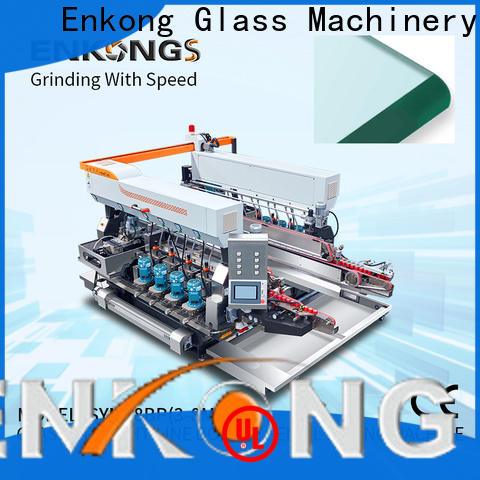 Enkong SYM08 double glass machine supply for household appliances