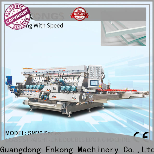 Enkong Top double edger machine company for household appliances