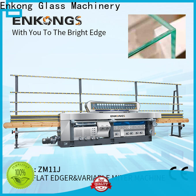High-quality glass manufacturing machine price 60 degree for business for round edge processing