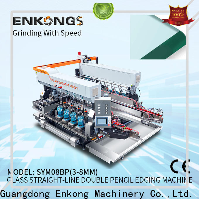 Enkong SM 12/08 double edger manufacturers for round edge processing