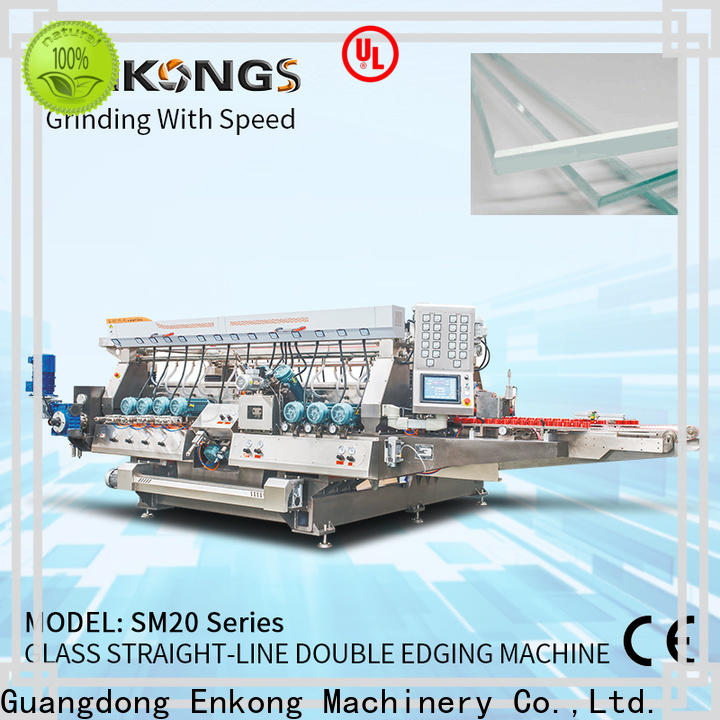 High-quality glass edging machine suppliers SM 12/08 factory for household appliances