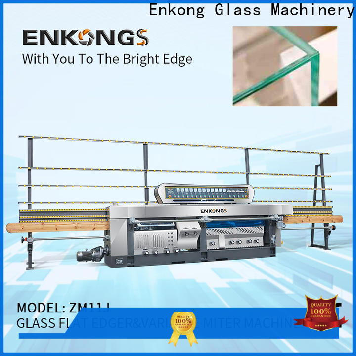 Best glass mitering machine 60 degree supply for polish