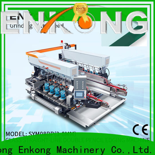Enkong SM 22 glass edging machine suppliers for business for photovoltaic panel processing