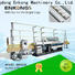 Enkong xm371 glass straight line beveling machine suppliers for polishing